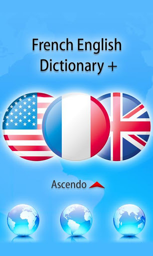 French English Dictionary App