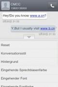 GO SMS Pro Spanish Language Pack