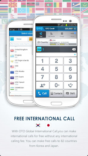 OTO Global International Call