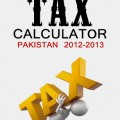 Pakistan Income Tax Calculator