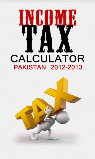 Pakistan Income Tax Calculator-1