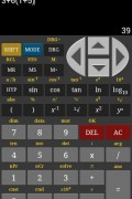 HF Scientific Calculator