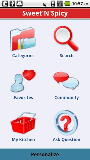 Sweet'N'Spicy – Indian Recipes