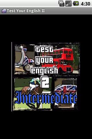 Test Your English II