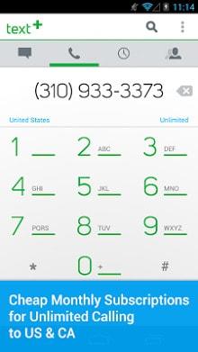 TextPlus Free Text + Calls-2