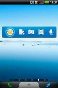 WebStorage Widget