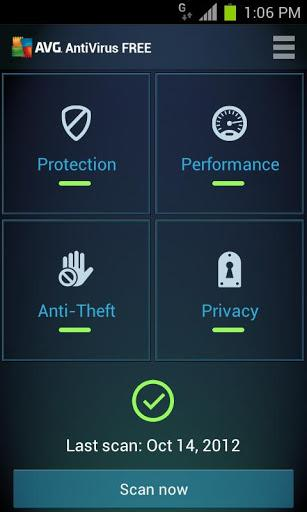 AVG Antivirus Security &#8211; Free