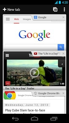 Chrome Browser-1