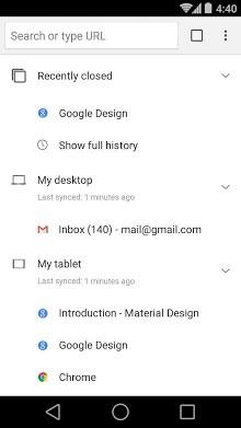 Chrome Browser-2