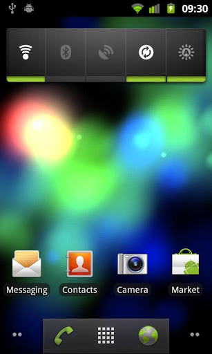 Crazy Colors Live Wallpaper