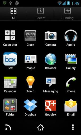 HTC Sense GO Launcher EX Theme-2