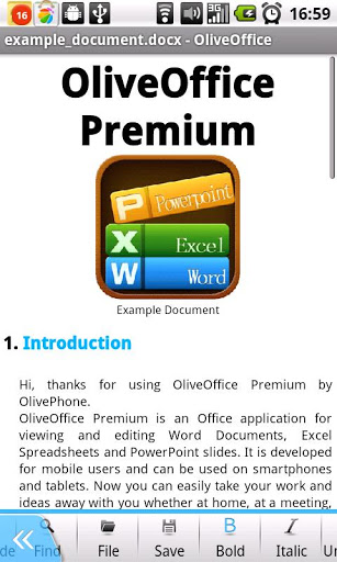 Olive Office Premium (free)-1