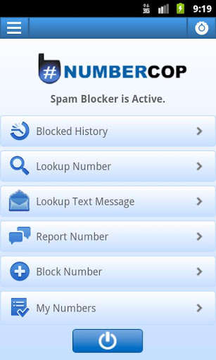 Phone Spam Blocker - Calls Text