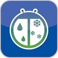 WeatherBug Time & Temp Widget