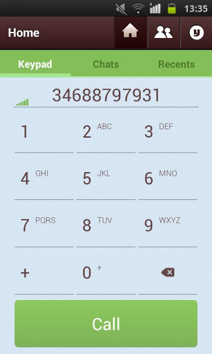 yuilop - Free Call & Free SMS-2