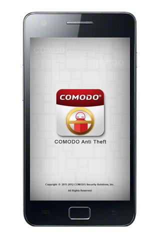 Comodo Anti Theft Free-1