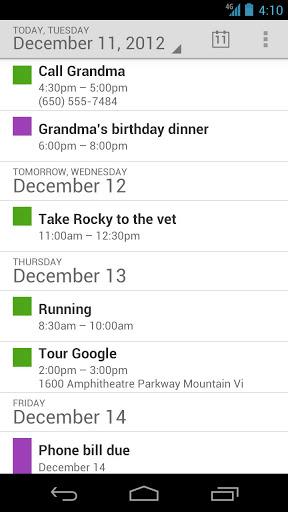 Google Calendar-2