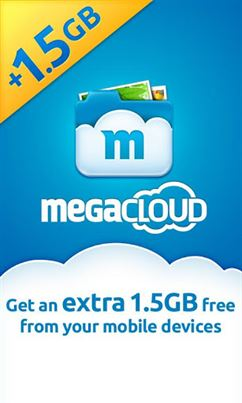 MegaCloud – 8GB Free Storage-1