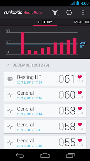Runtastic Heart Rate-2
