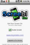 Screebl Lite – Battery Saver