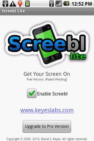 Screebl Lite - Battery Saver-1