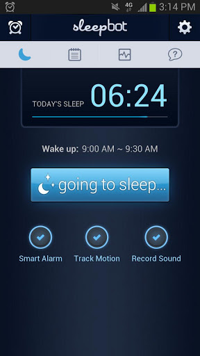 SleepBot – Sleep Cycle Alarm