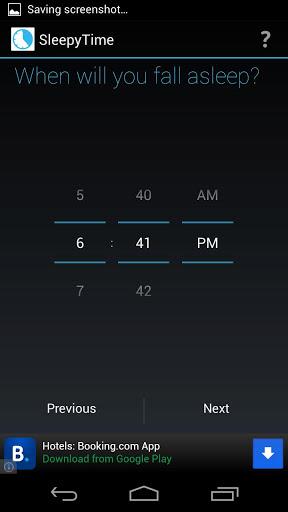SleepyTime – Bedtime Calculator