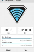 SuperBeam – WiFi Direct Share