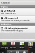 WiFi Status Bar Switch