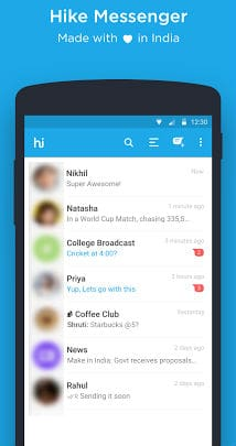 hike messenger-1