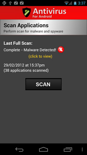 Antivirus for Android-2