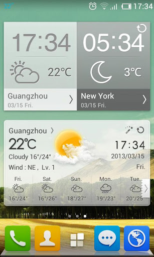 GO Weather Forecast & Widget-2