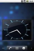 SWAP 4×3 Analog Clock Widget