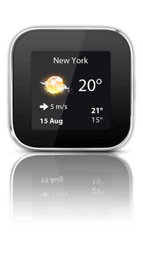 Weather widget Smart Extras