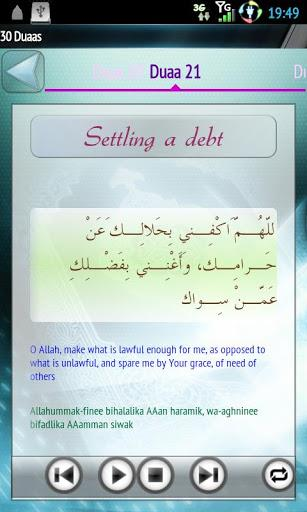 30 Duaas (Supplications)-1