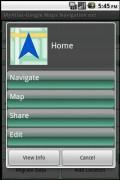 A Google Map Navigation Book