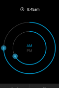 Circle Alarm (Alarm Clock)