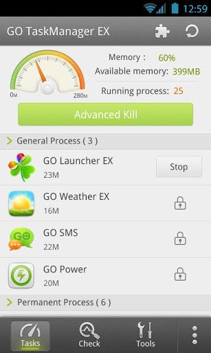 GO Cleaner & Task Manager