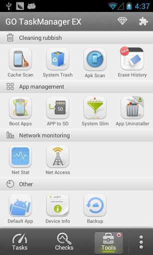 GO Cleaner & Task Manager-2