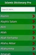 Islamic Dictionary Pro Free
