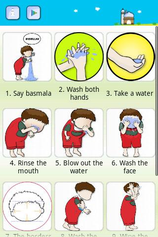 Muslim Kids Series - Wudu-2