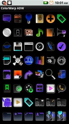 ADW Theme ColorWarp LITE-2
