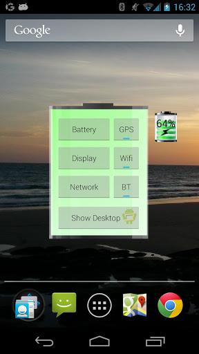 Battery Widget Free