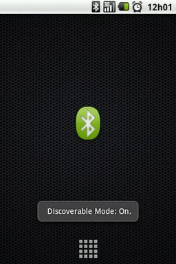 Bluetooth Discoverable-1