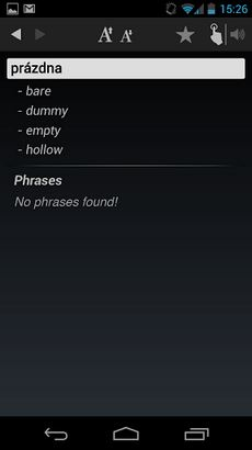 Dictionary Slovak English Free-2