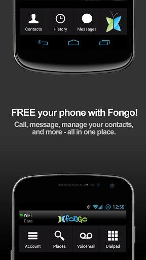 Fongo - Free Calls+Free Texts-1