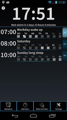 I Can't Wake Up! Alarm Clock
