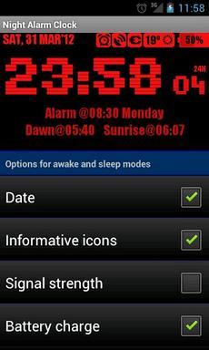Night Alarm Clock-2