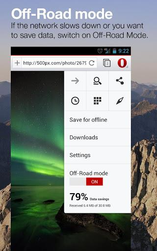 Opera browser beta-2