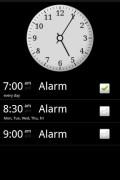 ShakeToWake Clock
